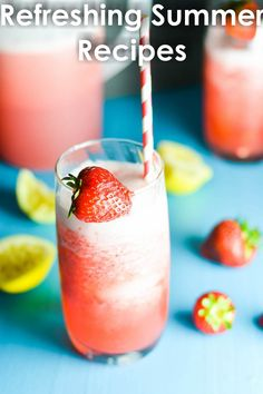 Refreshing Recipes for Summer