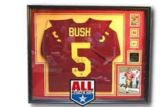 (PRWEB) September 2006 -- Avoid overpaying for inferior jersey framing, protect an investment and get sports memorabilia framed & matted
