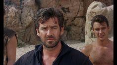 Michael Craig in Mysterious Island Michael Craig, Australian Actors, Richard Madden, Full Beard, Ewan Mcgregor, Coincidences, Celebs, Celebrities, Gorgeous Men