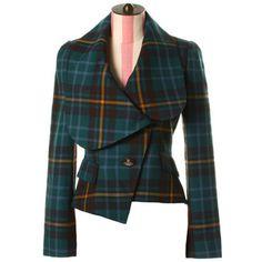 McPherson check jacket - Vivienne Westwood