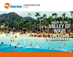 Indulge in fun activities this puja in #SouthAfrica only @Rs149,990 with #VayuSeva