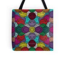 Allover Yarn Tote Bag