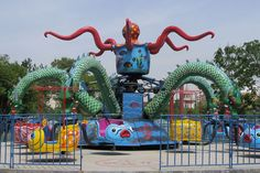 Beston manufactures quality octopus amusement ride with lower price. Popular octopus fairground rides available in Nigeria! Contact for octopus rides here! Train Rides For Kids, Kids Ride On, Amusement Park Rides, Abandoned Amusement Parks, Backyard Water Parks, Fair Rides, Kids Slide, Carnival Rides, Fun Fair