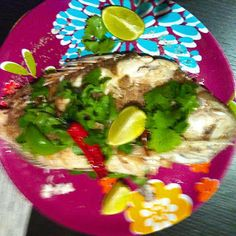 Deep Fried Whole Snapper with Sichuan Pepper and Salt - Aussie Mum in New York: Monday Suppers - Only On A Sunday