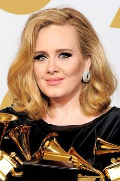 I want Adele makeup for the wedding
