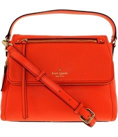 Kate Spade Women's Small Cobble Hill Shoulder Bag Leather Cross-Body Satchel