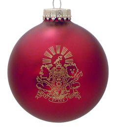 Kappa Alpha Order, KA, Crest Holiday Ball Ornament by McCarthey NEW #McCartney