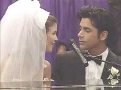 """I would like someone to sing """"Forever"""" on my wedding day a la Uncle Jesse. #cheesy #dontcare"""