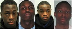 4 Nigerian Teenagers Get Life In Prison For Gang-Killing In London