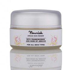 Nourish Argan Skin Renew 50ml - feelunique.com Exclusive £19.50