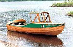 Folding Boat, The Wheelhouse, Family Boats, Raised Deck, Flathead Lake, Side Deck, Plywood Boat, Boat Stuff, Dinghy