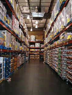 What to buy from warehouse stores