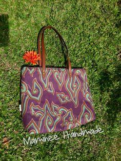 Batik tote bag @maminee_handmade