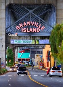 Granville Island- love this place! spent a weekend here with my grandma after i graduated high school! so fun