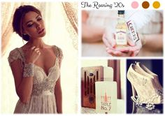 Inpiration board roaring on www. Lace Wedding, Wedding Dresses, Roaring 20s, Inspiration Boards, Simple Weddings, Easy, Fashion, Bride Dresses, Moda