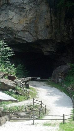 Crab Tree Cave... Little Switzerland, NC