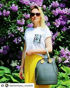 #Repost @fashion4you_munich (@get_repost) ・・・ I feel like I am in paradise :) #realhappinessfashion #trend #fashionista #veganfashion #look #outfit #style #moda #ootdshare #streetstyle #fff #chic #outfitoftheday #tshirt #mode #summervibes #likeit #streetwear #flowers #summer #blogger #blonde #obag #womenswear #instafashion #fashioninspo #ethicalfashion #stylish
