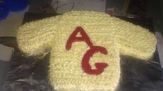 Lacrosse jersey cake by Courtney Doyle