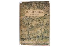 Out of Africa, 1st Ed on OneKingsLane.com