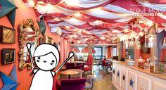 Pudding Family, un espacio singular, que más más allá de una cafetería convencional. Es un espacio Eat+Play+Think. ¡Descúbrelo tú mism@!  #recomendacionesmolona