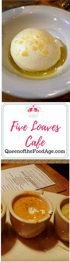 Review of Five Loaves Cafe in Charleston SC by Queen of the Food Age