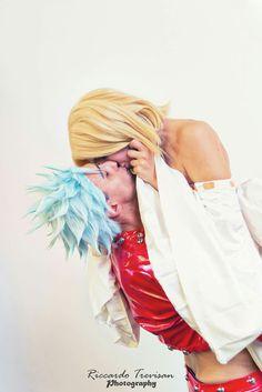 Ban elaine kiss nanatsu no taizai cosplay seven deadly sins