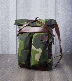 Atelier de L'Armée Flight Pack - M90 Camo – Division Road, Inc.