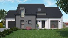 LUBLÉ Maison à étage de 4 pièces avec 1 garage