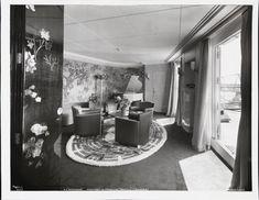 "Apartment de Grand Luxe ""Trouville"", Sundeck, Stern."
