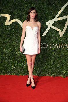 Best Dressed at the British Fashion Awards: Alexa Chung, Gwyneth Paltrow and Suki Waterhouse!