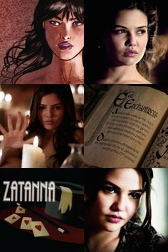 DC Fancast: Danielle Campbell as Zatanna Zatara