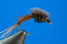 Spring Olives by Russ Forney | | Hatches Fly Tying Magazine