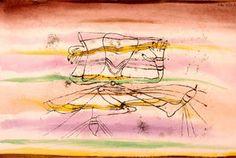 Veil Dance - (Paul Klee)