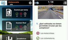 TestNet App, la aplicación para preparar el examen de conducir | Zonamovilidad.es