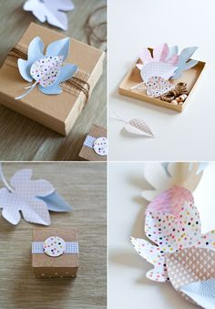 DIY Leaf Printable by Ambrosia Creative