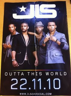 Outta This World is the second studio album from English boy band and The X Factor runners-up JLS. It was released in Ireland on 19 Nov. Aston Merrygold, Olly Murs, Cd Album, Music Download, Black Eyed Peas, Greatest Hits, Cool Bands, Album Covers