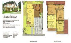 Maids Room, Granite Countertops, Second Floor, Ground Floor, Powder Room, House Plans, Floor Plans, Flooring, How To Plan