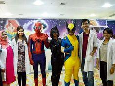 When Spiderman visited a Dubai hospital http://m.edarabia.com/when-spiderman-visited-a-dubai-hospital/86663/