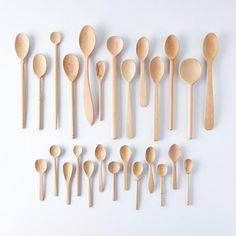 No two spoons are alike. #food52