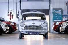 Mini production is set to kick off in the Netherlands next summer, and in celebration of that, a team from the VDL Nedcar factory has restored a classic, 1959 Austin Seven.