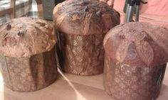 Panettone tradizionale a lievitazione Naturale (di F. Favorito) | Il Crudo e Il Cotto