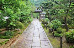 中門、国分寺、南国(高知) Inner Gate, Kokubunji, Nankoku (Kochi)