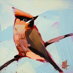 Ampelis no. 9 Pintura | moulton angela de pintura al día