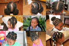 2012 School-Friendly Hairstyle Round-Up | Chocolate Hair / Vanilla Care