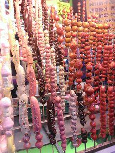 """@ 宜蘭羅東夜市 a.k.a. Luo-Dong Night market, I-Lan, Taiwan. See anything """"spectacular""""?"""