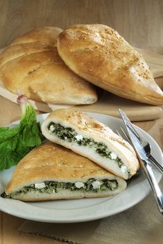 Chicken Spinach Crescent Ring (Weight Watchers)