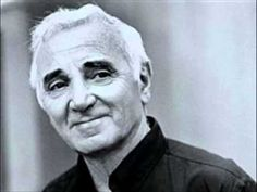 Mes Amis, mes amours, mes emmerdes - Charles Aznavour by Roby - YouTube