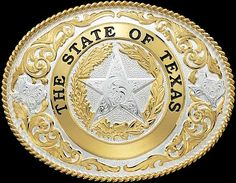 Texas buckle