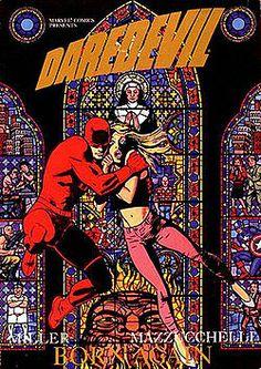 Daredevil: born again, Frank Miller