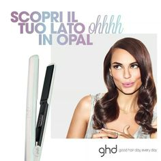 Ghd Opal limited edition... Styler Ghd, Good Hair Day, Cool Hairstyles, Opal, Beauty, Fancy Hairstyles, Opals, Beauty Illustration